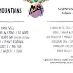 Meadows In The Mountains Festival 2016