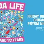 PRYSM PRESENTS: DADA LIFE: DADA LAND 10 YEARS TOUR
