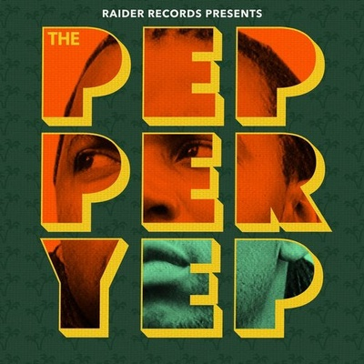 The Peppery EP